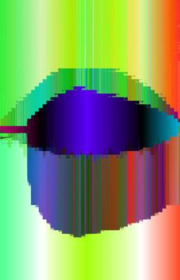 Luminogramme 3.5_2018_141x 219 cm_Alu Dibond mit glänzender Oberflächenkaschierung