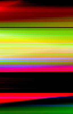 Luminogramme 1.2_2018_50x78 cm_Alu Dibond mit Plexiglas