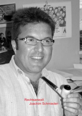 Rechtsanwalt und Fachanwalt für Familienrecht Joachim Schmieden
