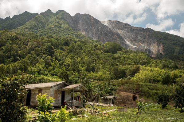Mt. Sibayak