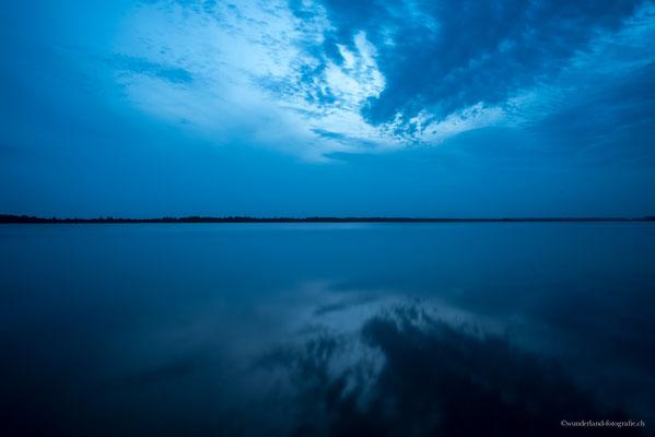 Sonnenaufgang nahe Siem Reap
