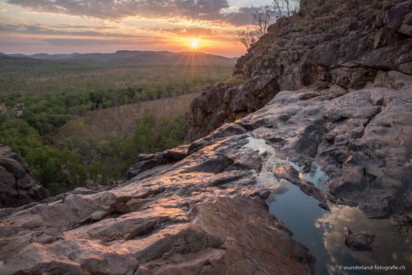 Gunlom Wasserfall