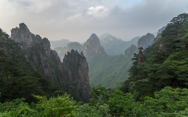 Pandora existiert wirklich - Yellow Mountains Huangshan