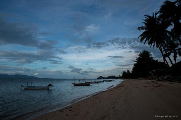Sonnenuntergang in Koh Samui