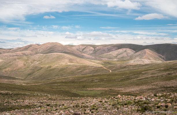 Zwischen Humahuaca und Iruya