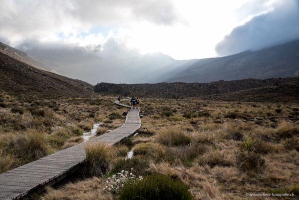 ongariro Alpine Crossing