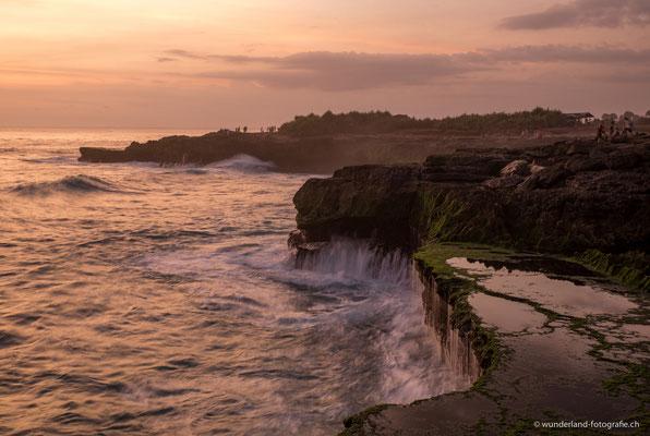 Klippen auf Nusa Lembongan
