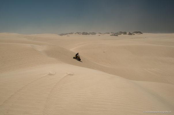 Quadspass in den Sanddünen von Lancelin