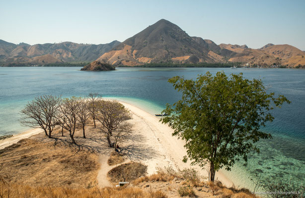 Kelor Island im Komodo Nationalpark