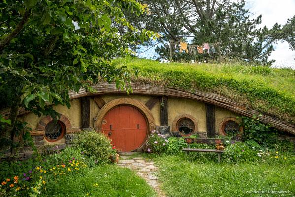 Hobbithaus, Hobbiton Filmset