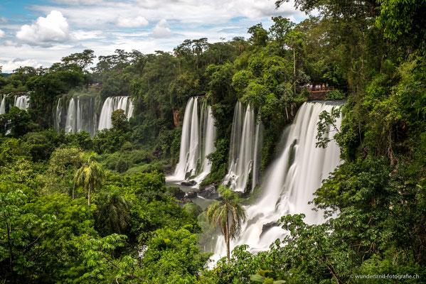Wasserfälle von Iguazú (Argentinische Seite)