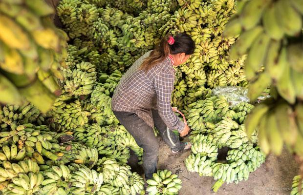 Lokaler Markt in Siem Reap