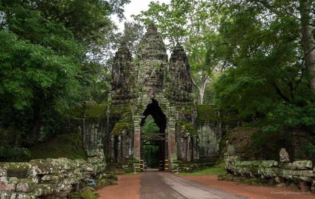 Eingang Angkor Thom
