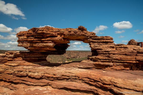 Natures Window im Kalbarri Nationalpark