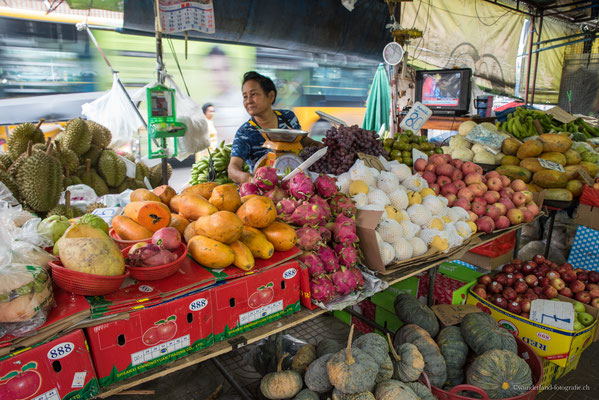 Nonthaburi-Markt Bangkok