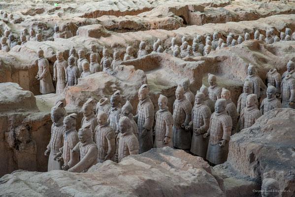 Terrakotta Armee Xi'an