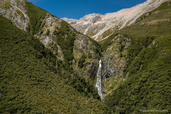 Sicht vom Avelanche Peak
