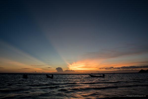 Sonnenuntergang Koh Tao