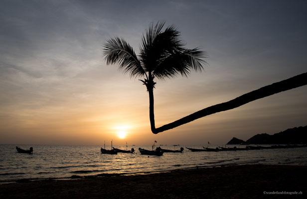 Sonnenuntergang in Koh Tao