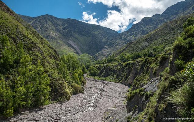 Wanderweg zwischen Iruya und San Isidro