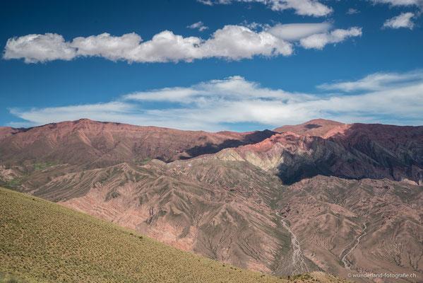 Serraina de Hornocal (Quebrada de Humahuaca)