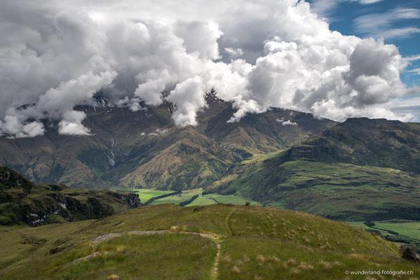 Blick vom Rocky Mountain