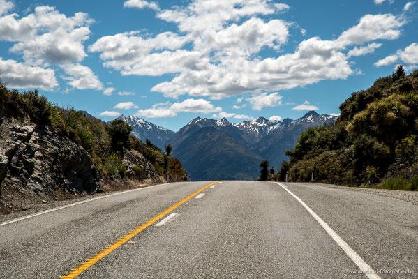 Unterwegs auf der Südinsel