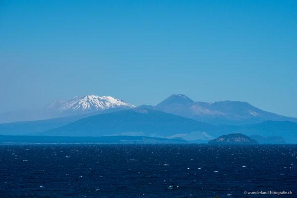 Vulkane des Tongariro Nationalparks