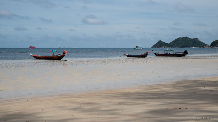 Traumstrand in Koh Tao