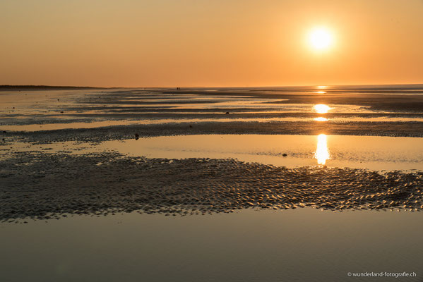 Sonnenuntergang am Eighty Mile Beach