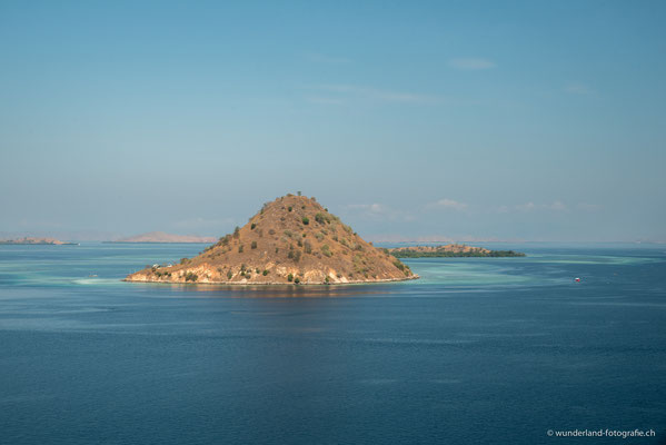 Unterwegs im Komodo Nationalpark