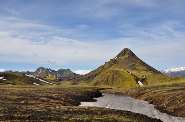 Island Laugavegur Trekking