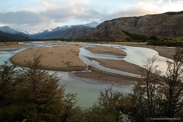 Wanderung zur Laguna de los Tres, El Chaltén