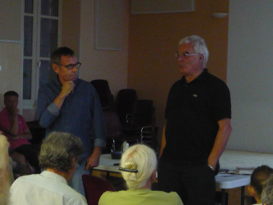 Robert DORANGE, Jean Paul COUSSY