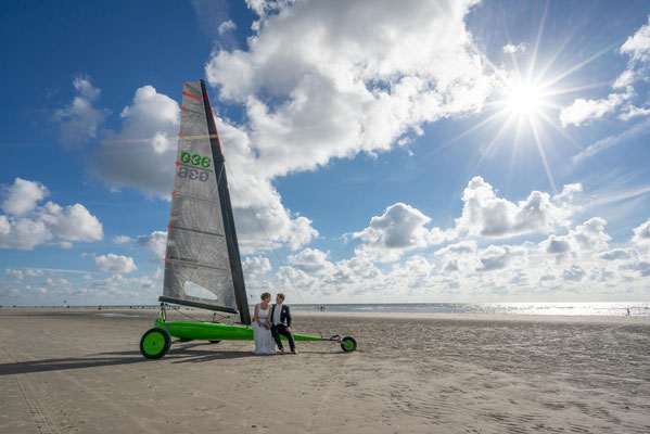 Heiraten an der Nordsee / St. Peter-Ording