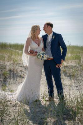 Brautpaarshooting in St. Peter-Ording - Fotograf für Eure Hochzeit