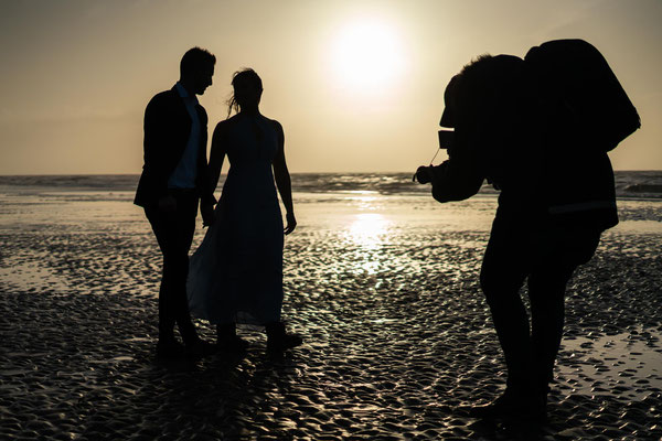 Fotograf St. Peter-Ording, Fotoshooting u. Videodreh am Strand