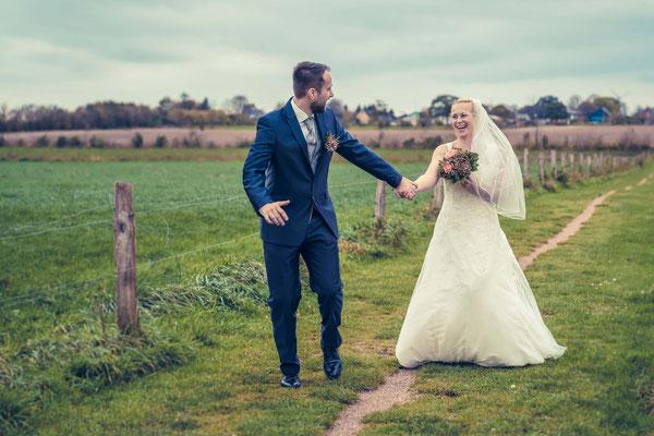 Hochzeitsfotograf Treia / Mildstedt / Treene - Schleswig-Holstein