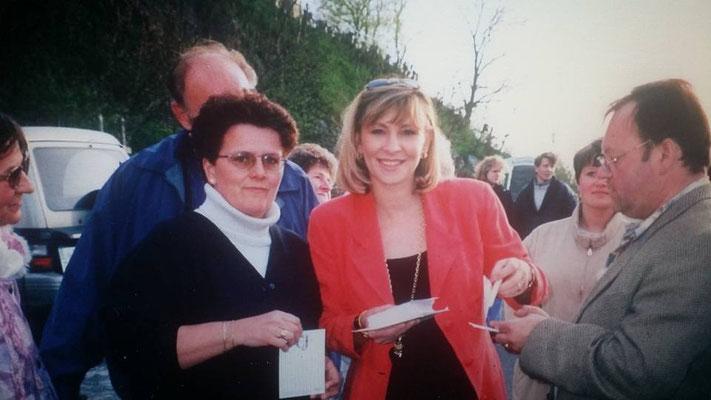 Claudia Jung & Bille Kerkhoff aus Bad Segeberg - 1997