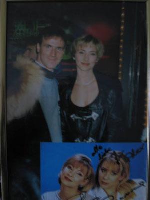 Claudia Jung & Alexander Domdey aus Cottbus - 19.01.1995