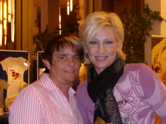 "Claudia Jung & Simone Enke aus Gera - Tour ""25 Jahre Claudia Jung"" - Gera 2010"