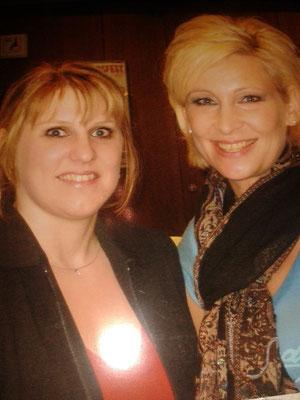 """Claudia Jung & Isabell Nötzel aus Braunschweig- Tour """"25 Jahre Claudia Jung"""" - Braunschweig Stadthalle 27.03.2010"""