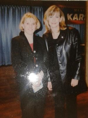 Claudia Jung & Isabell Nötzel aus Braunschweig- Wolfsburg-Konzert 1998
