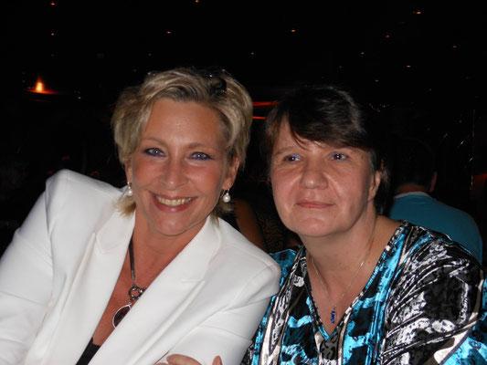 Claudia Jung & Ines Kubiak aus Berlin - Sept. 2013