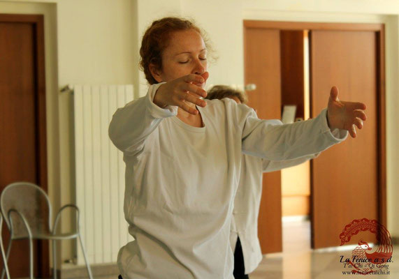 Qi Gong ~ Stage Varazze 2016
