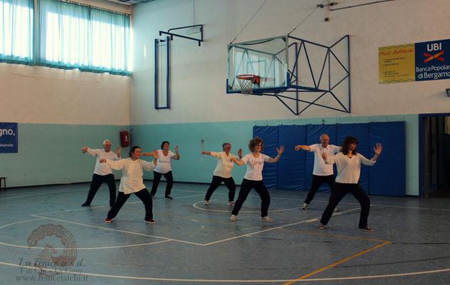 "Principianti, Tan Pien ~ Stage 25 Gennaio 2015, Palestra scuola ""Madera"", Malnate (Va)"