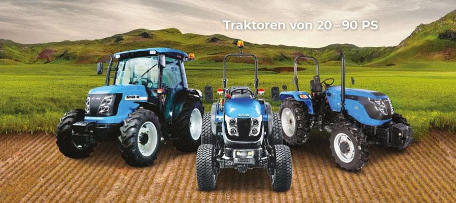 SOLIS Traktoren