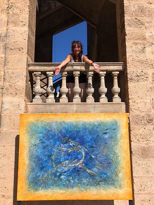 im Colloseum von Palma de Mallorca