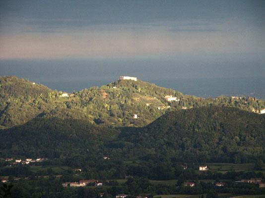 Asolo mit Rocca