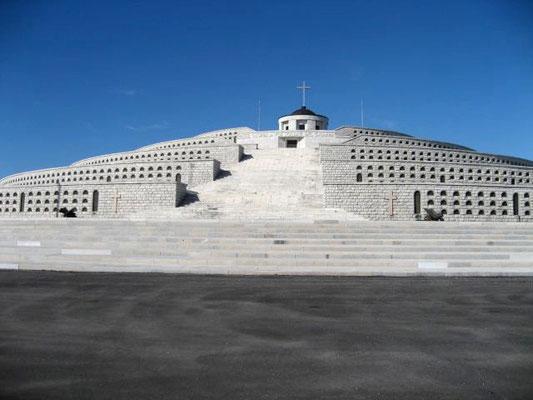 Ossario Monte Grappa - km 37